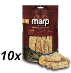 Marp przysmak dla psa Buffalo Crunchies 10x 50 g
