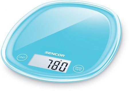 SENCOR SKS 32BL digitálna kuchynská váha