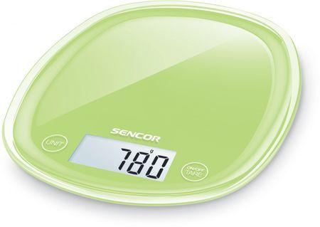 SENCOR SKS 37GG digitálna kuchynská váha