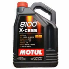 Motul ulje 8100 X-Cess 5W40 5L