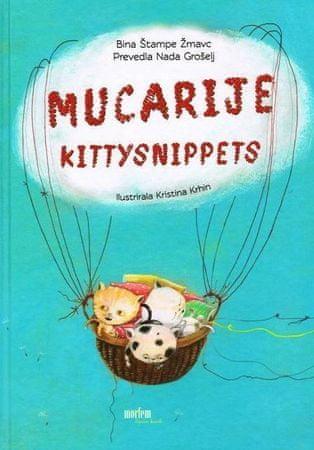 Bina Štampe Žmavc: Mucarije - Kitty snippets
