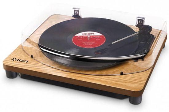 iON Classic LP, hnědý - zánovní
