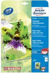 Avery Zweckform foto papir 2559-20, 250 g, polsijajni premaz