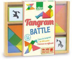 Vilac Drewniany tangram