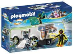 Playmobil Kameleon techno z agentem Gene 6692