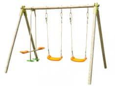 TRIGANO Swing 3 részes hinta