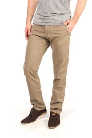 2f5da5ad568f Gant pohodlné pánské chino kalhoty 30 34 hnědá