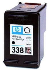 HP Náplň č.338 - Čierna (C8765EE)
