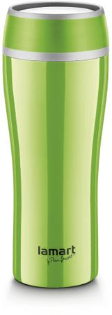Lamart LT4027 Flac termo lonček, 0,4 L, zelen