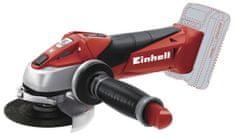 Einhell akumulatorska kutna brusilica TE-AG 18 Li - Solo, bez baterije i punjača (4431110)