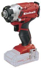 Einhell akumulatorski odvijač TE-CI 18/1 Li-Solo Power X-Change, bez baterije i punjača