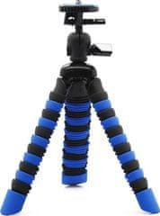 Madman mały statyw elastyczny, niebieski