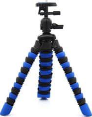 Madman statyw elastyczny, niebieski