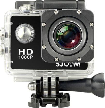 SJCAM športna kamera SJ4000, črna