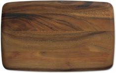 Kela kuhinjska daska za rezanje od bagrema 43 x 27 cm