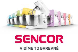 sencor– vidíme to barevně