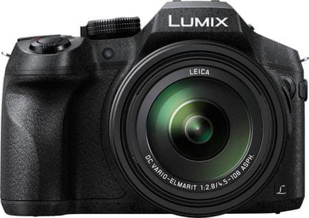 PANASONIC Lumix DMC-FZ300EP-K Digitális Fényképezőgép