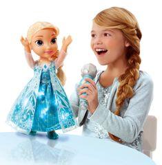 ADC Blackfire  Ľadové kráľovstvo - Spievajúce Elsa karaoke