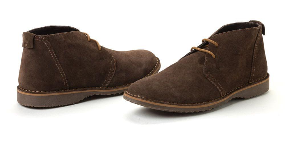 893c9114ff Geox pánská kožená kotníčková obuv 41 hnědá - Diskuze