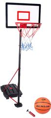 Eddy Toys Basketbalový kôš, lopta & pumpička