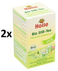 Holle Bio-čaj pre dojčiace mamičky, 2 × 30 g