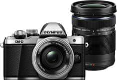 OLYMPUS OM-D E-M10 II Pencake zoom kit + 14-42 mm EZ + 40-150 mm R