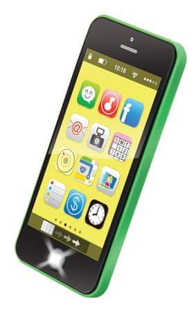 MaDe Smartphone 40 melódií, zelená