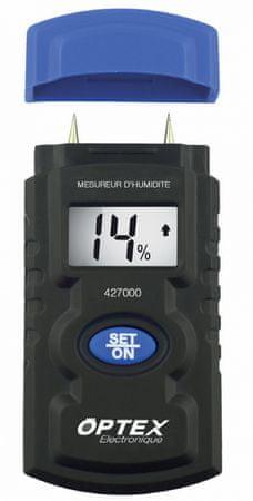 Optex przyrząd mierniczy do określania wilgoci MH427