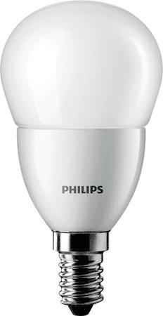PHILIPS CorePro luster ND 6W (40W) E14 827 P48 FR Kisgömb LED Izzó