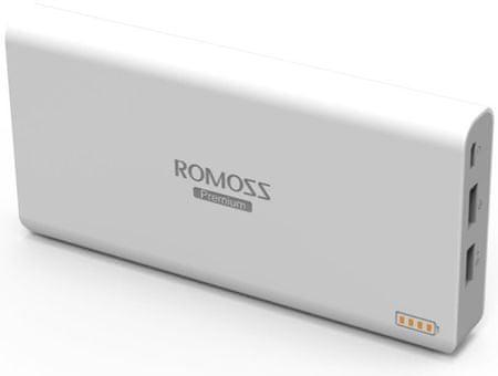 Romoss powerbank Sailing 6 20800 mAh