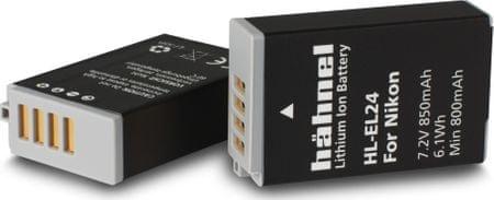 Hähnel baterija EN-el24 za Nikon (HL-EL24)