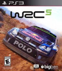 Bigben WRC 5 (PS3)