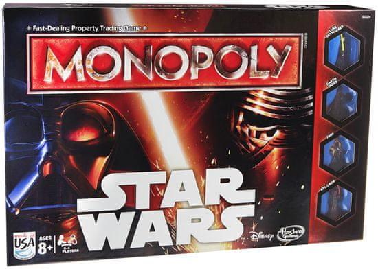 Hasbro Monopoly Star Wars CZ