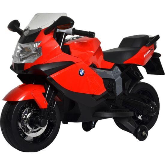 Buddy Toys Elektrická motorka BMW K1300 BEC 6011 - zánovné