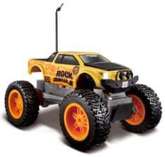 Maisto Rock Crawler Junior žlté