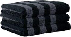 JOOP! 3 x ręcznik 50x100 cm, paski