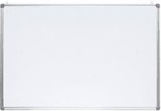 Optima magnetna tabla, 120 x 240 cm, bela