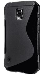 S-line maska za Samsung Galaxy Active G870 crn