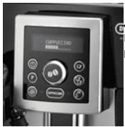 DeLonghi ECAM 23.463 B Kávégép