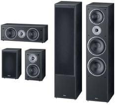 MAGNAT zestaw głośników Monitor Supreme 2002, czarny