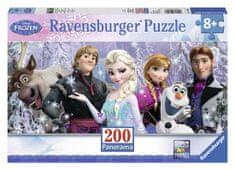 Ravensburger Panoráma puzzle, Jégvarázs