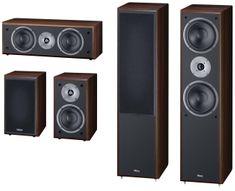MAGNAT Monitor Supreme 802 set, hangfal szett, kávészín