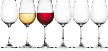 Tescoma set kozarcev za vino UNO VINO, 350 ml, 6 kosov