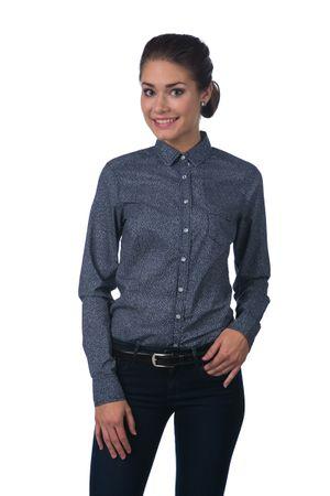 5cfdb59b3f49 Timeout dámská košile XS tmavě modrá