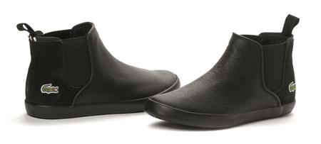 3120e4835022 Lacoste dámská kotníčková obuv Ziane Chelsea 39 černá