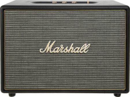 MARSHALL Głośnik bezprzewodowy Woburn, czarny