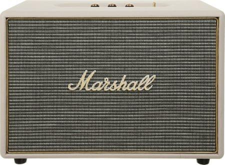 MARSHALL Głośnik bezprzewodowy Woburn, kremowy