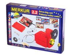 Merkur 2.2 – Villanymotor készlet