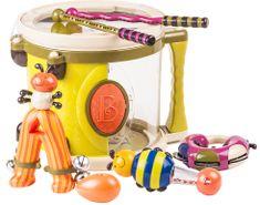 B.toys Parum Pum Pum Játékdob
