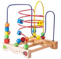 Woody Zabavna igrača za urjenje motorike Cvet